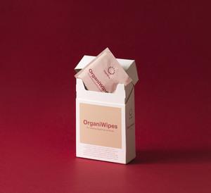 OrganiWipes  - OrganiCup