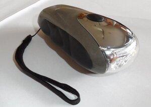 Dynamo LED Taschenlampe - Biowert
