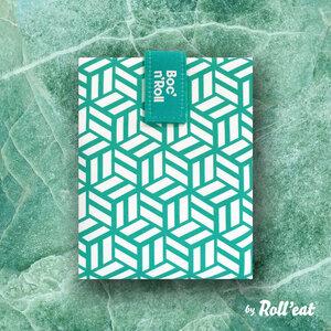Roll Sandwichtüte gracia / grün - Roll´eat