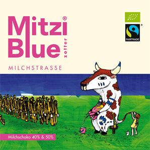 Mitzi Blue Milchstraße - Zotter