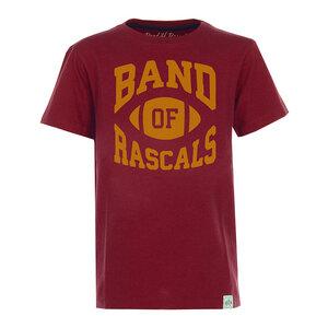 Football  - Cooles Football T-Shirt Kurzarm aus 100% Bio-Baumwolle - Band of Rascals