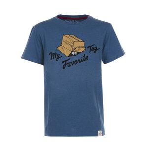 Favorit Toy - Cooles Kinder T-Shirt Kurzarm aus 100% Bio-Baumwolle - Band of Rascals