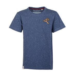 Naps T-Shirt - Cooles Kinder T-Shirt Kurzarm aus Bio-Baumwolle - Band of Rascals