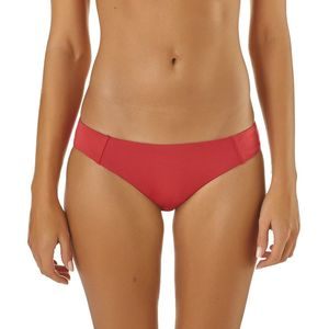 W's Solid Sunamee Bottoms - rot - Patagonia