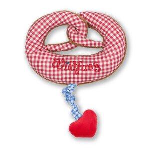 Brezel Spieluhr mit Herz - nyani