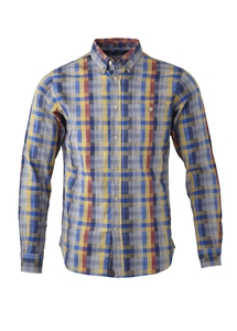 Poplin Shirt - KnowledgeCotton Apparel