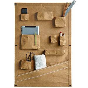 Wandtasche braun - Zuperzozial