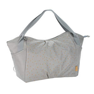 Zwillingswickeltasche Casual Twin Bag, Triangle LightGrey - Lässig