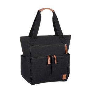 Wickeltasche - Vintage Friisa Bag, Black  - Lässig