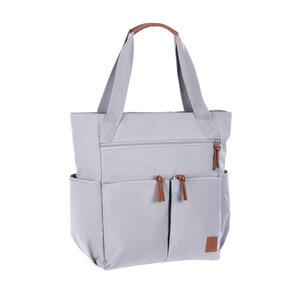 Wickeltasche - Vintage Friisa Bag, Grey - Lässig