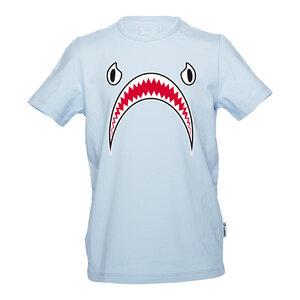 Shark Bite Jungen T-Shirt blau - Lexi&Bö