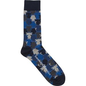 Socken - Camouflage Socks - Pale Mauve - KnowledgeCotton Apparel
