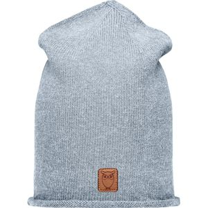 High beanie organic wool - Skyway - KnowledgeCotton Apparel