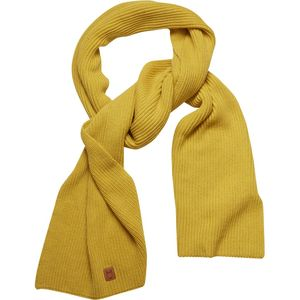 Ribbing scarf - Bamboo - KnowledgeCotton Apparel