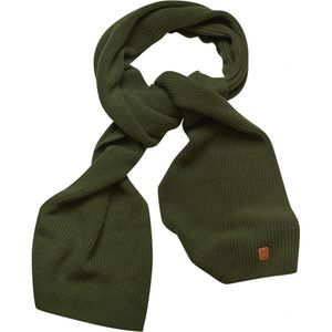 Schal - Ribbing scarf - Black Forrest - KnowledgeCotton Apparel