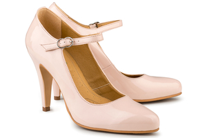 Hellen High Heels Nude - Eco Vegan Shoes