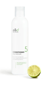 leave-in-Conditioner stay balanced  - a&o FEEL THE LIFE