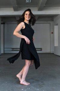 Kleid Portofino Black - KOKOworld