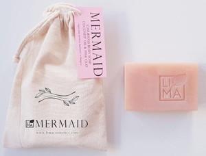 MERMAID, Körper- und Gesichtreinigung, sanft, 100 g - LIMA Cosmetics