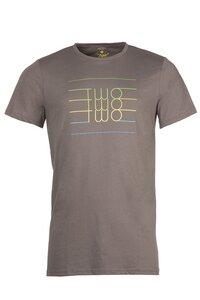 Organic Cotton T-Shirt LAAG The Stripe Men - triple2