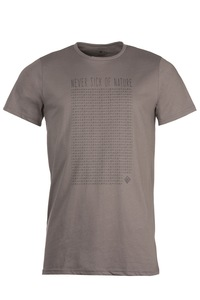 Organic Cotton T-Shirt LAAG Never Sick Men - triple2