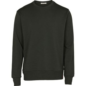 Merino Strickpullover - Forrest Night - KnowledgeCotton Apparel