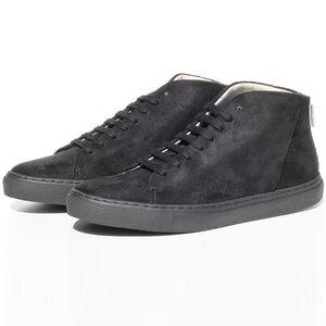 Fairticken Alvor Hi-Sneaker (schwarz, MF) - Fairticken