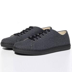 Salir Sneaker (anthrazite, Canvas) - Fairticken