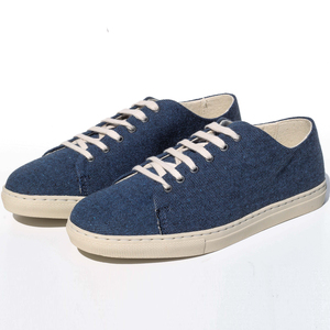 Salir Sneaker (blau, Canvas) - Fairticken