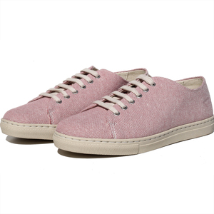 Salir Sneaker (pink /weiß, Canvas) - Fairticken