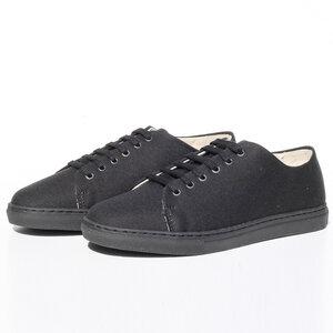 Salir Sneaker (schwarz, Canvas) - Fairticken