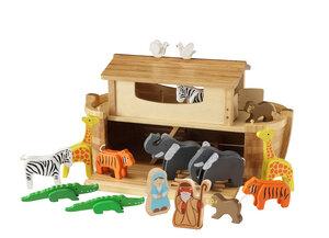 Arche Noah in Groß - mit 14 Tieren - EverEarth