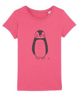 T-Shirt mit Motiv / Penguin  - Kultgut