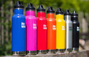 Classic Trinkflasche isoliert 592ml mit Loop Cap (neue Farben) - Klean Kanteen