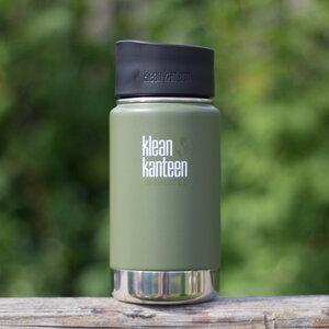 Klean Kanteen Isolierter und auslaufsicherer Kaffeebecher 355ml - Klean Kanteen