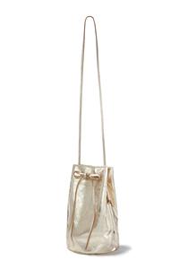 Bucket Bag EBBA von ElektroPulli - Gold - ELEKTROPULLI