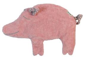 "Wärmekissen ""Schwein"",SCK-4/KK, Kirschkern,das Inlet ist herausnehmbar. - PAT & PATTY"