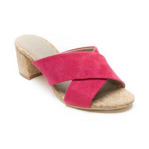 NAE Anita Pink - Vegane Damen Sandalen - Nae Vegan Shoes