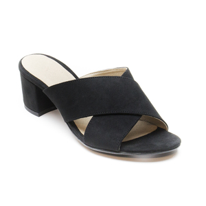 NAE Anita Black - Vegane Damen Sandalen - Nae Vegan Shoes