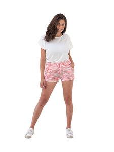 Damen Hose aus Eukalyptus Faser 'Emanuela' | gestreiftes Muster - CORA happywear