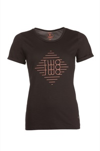 LAAG T-Shirt Women - The Stripe - triple2