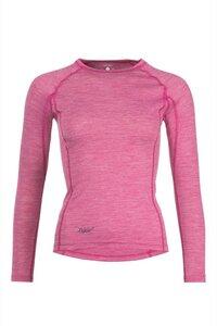 Merino LANG Shirt Women - triple2
