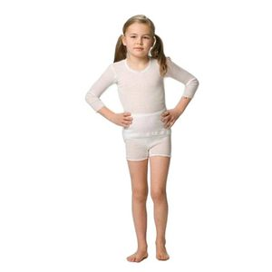 Kinder langarm Unterhemd - Tam-Silk