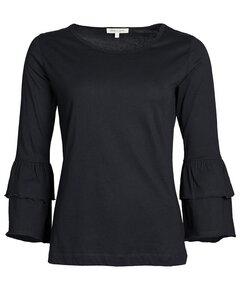 Romantic Shirt raven - Alma & Lovis