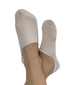 Füßlinge Invisible Bio-Baumwolle Sneakersocken Ballerina Footies  - Albero