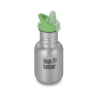Kinder Trinkflasche Classic 355ml mit Sippy Cap - Klean Kanteen