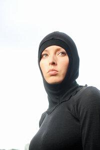 Sturmhaube Unisex Damen Herren - Tam-Silk