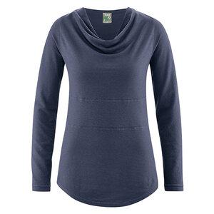 Damen Langarm-Shirt Rhianna - HempAge