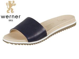 Werbio Nappa Pantolette - Werner Schuhe