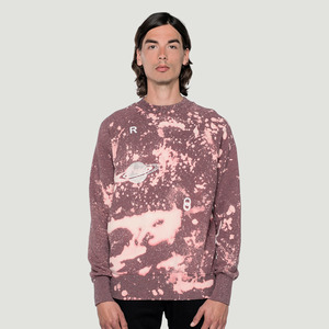 'Space' Limited Sweater Galaxy Heather - Rotholz